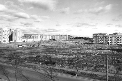 Liisanpuisto - Toinen Helsinki